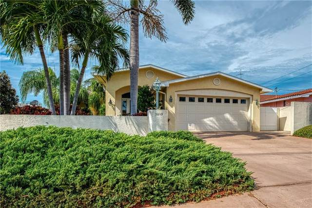 3640 Belle Vista Drive E, St Pete Beach, FL 33706 (MLS #U8105997) :: Heckler Realty