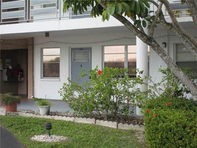 6000 20TH Street N #109, St Petersburg, FL 33714 (MLS #U8106011) :: Burwell Real Estate