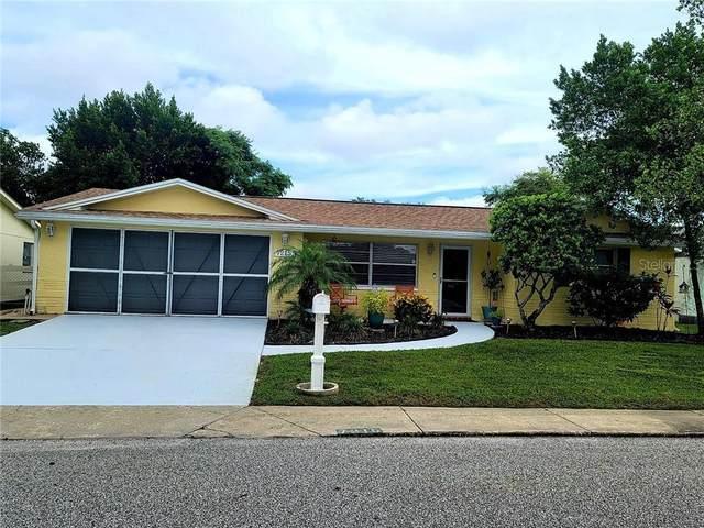 7215 Fireside Drive, Port Richey, FL 34668 (MLS #U8106024) :: Pepine Realty