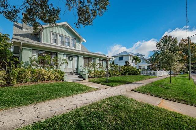 217 10TH Avenue NE, St Petersburg, FL 33701 (MLS #U8106073) :: Heckler Realty