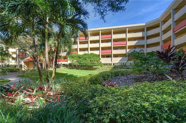 3062 Eastland Boulevard #410, Clearwater, FL 33761 (MLS #U8106127) :: Griffin Group