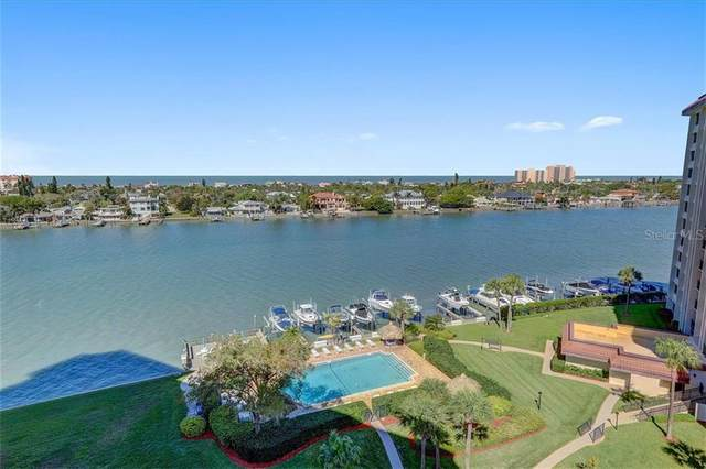 700 Island Way #905, Clearwater Beach, FL 33767 (MLS #U8106144) :: Sarasota Home Specialists