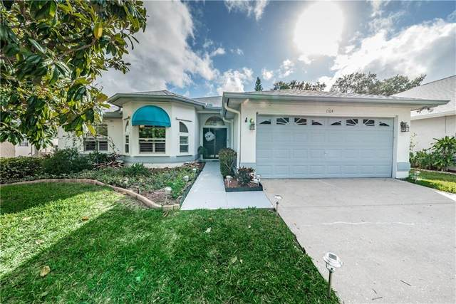 1104 Clippers Way, Tarpon Springs, FL 34689 (MLS #U8106273) :: Griffin Group
