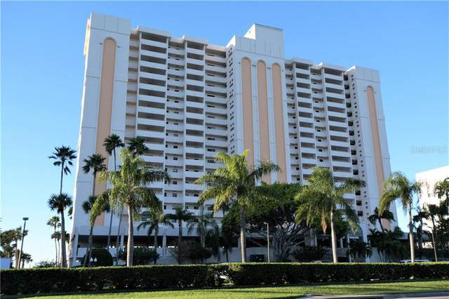 1270 Gulf Boulevard #702, Clearwater, FL 33767 (MLS #U8106309) :: EXIT King Realty