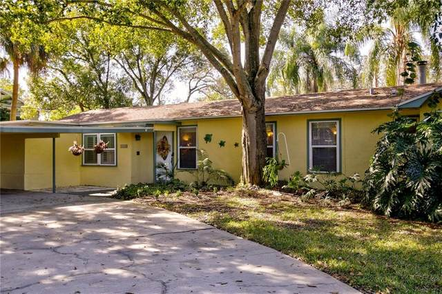 1119 Sea Gull Lane S, St Petersburg, FL 33707 (MLS #U8106326) :: Griffin Group