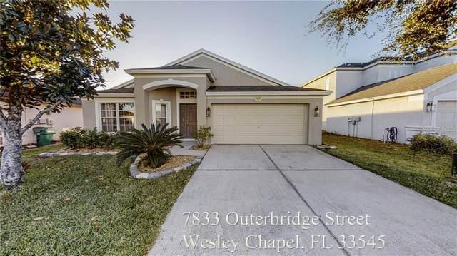 7833 Outerbridge Street, Wesley Chapel, FL 33545 (MLS #U8106389) :: Griffin Group