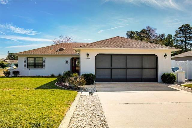 11192 Timbercrest Road, Spring Hill, FL 34608 (MLS #U8106469) :: The Heidi Schrock Team