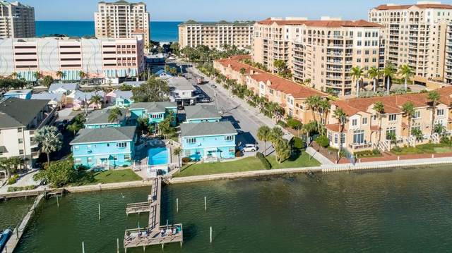 483 E Shore Drive D-1, Clearwater, FL 33767 (MLS #U8106487) :: Sarasota Home Specialists