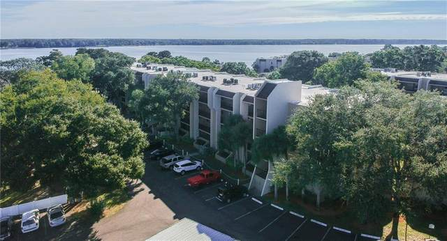 90 S Highland Avenue #404, Tarpon Springs, FL 34689 (MLS #U8106606) :: Homepride Realty Services