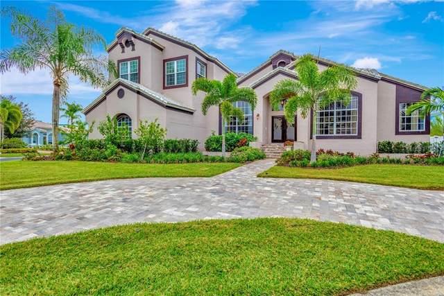 2709 Skimmer Point Way S, Gulfport, FL 33707 (MLS #U8106626) :: Griffin Group