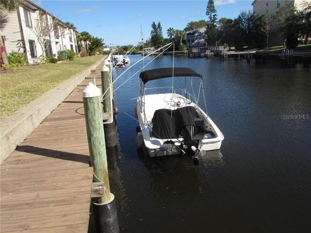 322 Moorings Cove Drive 2G, Tarpon Springs, FL 34689 (MLS #U8106635) :: Gate Arty & the Group - Keller Williams Realty Smart