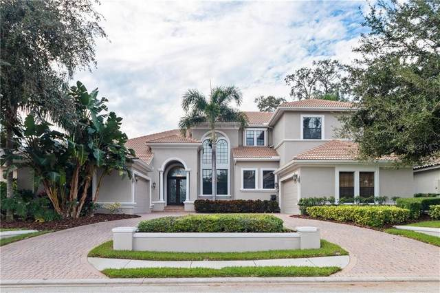 1305 Toscano Drive, Trinity, FL 34655 (MLS #U8106711) :: Delgado Home Team at Keller Williams