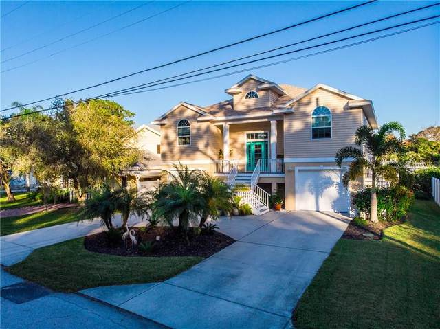 605 Broadus Street, Crystal Beach, FL 34681 (MLS #U8106983) :: Sarasota Home Specialists
