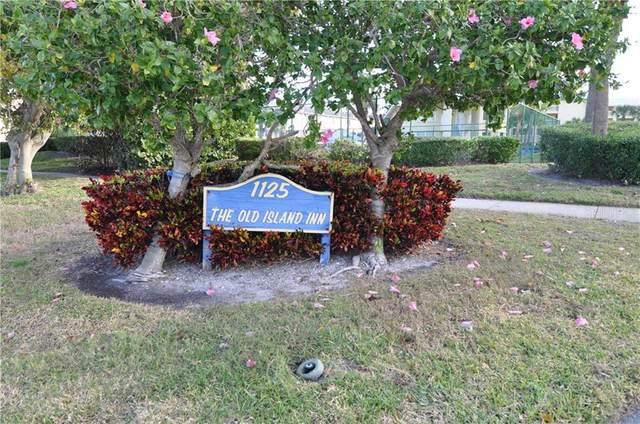 1125 Pinellas Bayway S #306, Tierra Verde, FL 33715 (MLS #U8106993) :: Everlane Realty