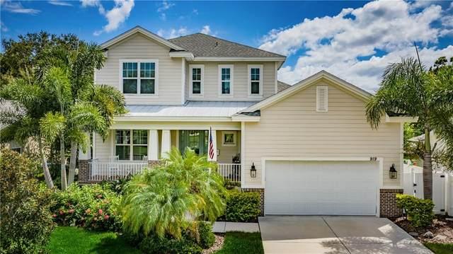 919 Snell Isle Boulevard NE, St Petersburg, FL 33704 (MLS #U8107382) :: Baird Realty Group