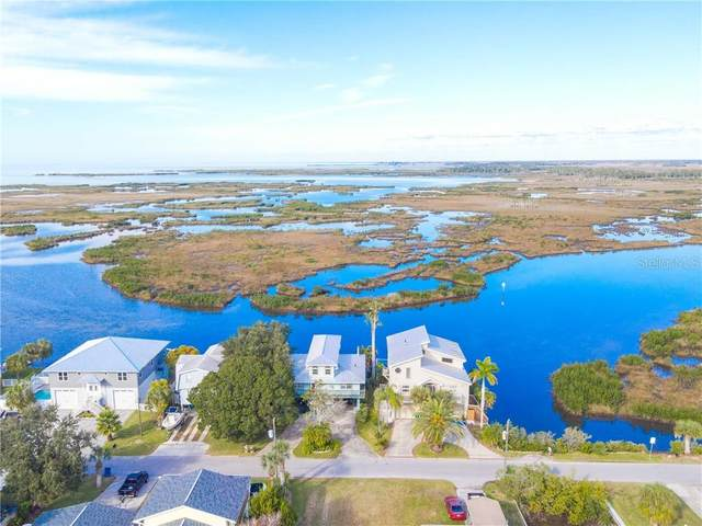 3475 Eagle Nest Drive, Hernando Beach, FL 34607 (MLS #U8107408) :: EXIT King Realty