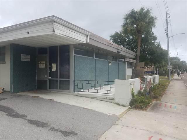 1501 5TH Avenue N, St Petersburg, FL 33705 (MLS #U8107494) :: Realty One Group Skyline / The Rose Team