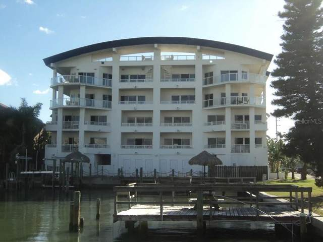 100 Bayside Drive #101, Clearwater Beach, FL 33767 (MLS #U8107677) :: RE/MAX Local Expert