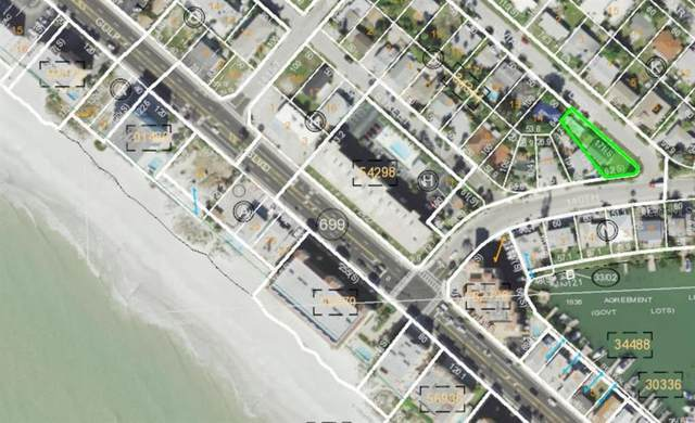 14000 Vivian Drive, Madeira Beach, FL 33708 (MLS #U8108209) :: Team Borham at Keller Williams Realty