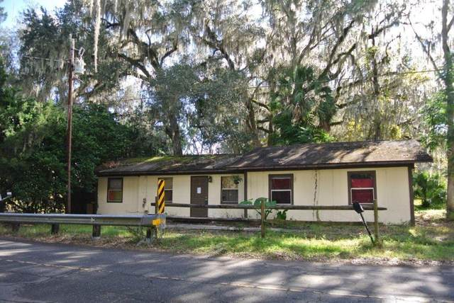 2402 NW 34TH Place, Lake Panasoffkee, FL 33538 (MLS #U8108274) :: Pepine Realty