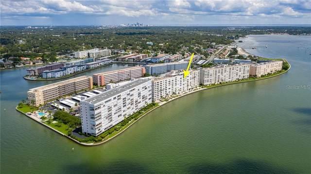 6020 Shore Boulevard S #410, Gulfport, FL 33707 (MLS #U8108362) :: Everlane Realty