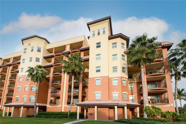 5301 Gulf Boulevard B303, St Pete Beach, FL 33706 (MLS #U8108509) :: Dalton Wade Real Estate Group