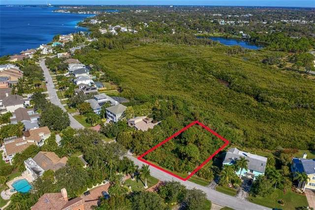 0 Point Seaside Drive, Crystal Beach, FL 34681 (MLS #U8108534) :: Griffin Group