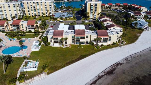 865 S Gulfview Boulevard #308, Clearwater Beach, FL 33767 (MLS #U8108583) :: RE/MAX Local Expert