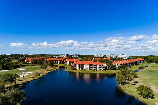 2400 Feather Sound Drive #721, Clearwater, FL 33762 (MLS #U8108588) :: Team Borham at Keller Williams Realty