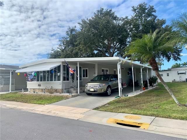 1100 Belcher Road S #513, Largo, FL 33771 (MLS #U8108630) :: Griffin Group