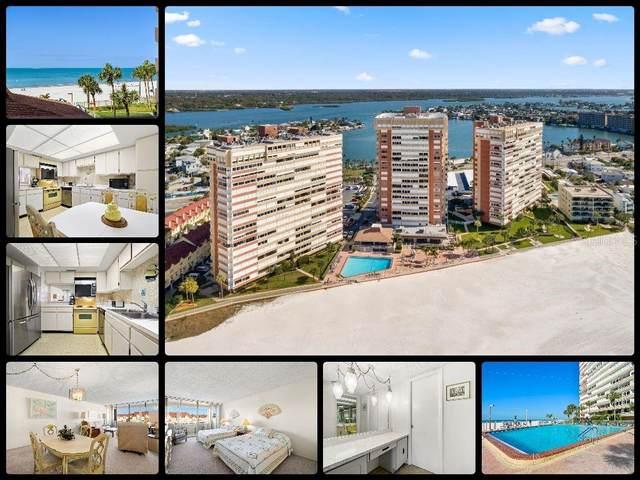17920 Gulf Boulevard #306, Redington Shores, FL 33708 (MLS #U8108635) :: RE/MAX Local Expert