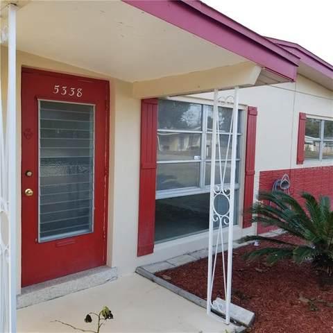 5338 Tangerine Drive, New Port Richey, FL 34652 (MLS #U8108673) :: Burwell Real Estate