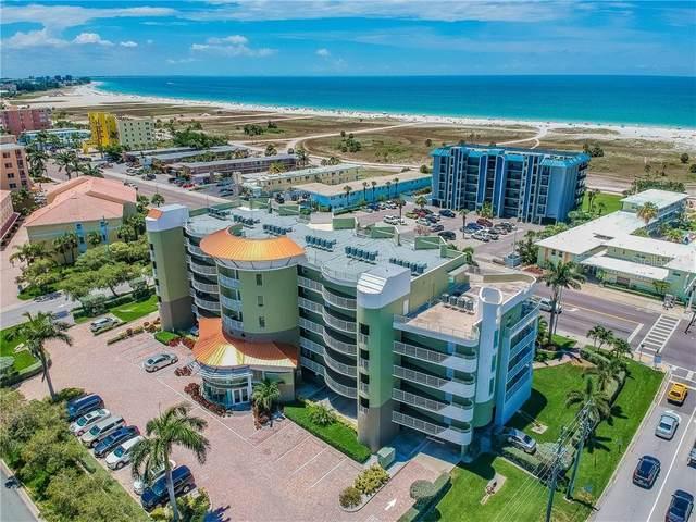 11605 Gulf Boulevard #304, Treasure Island, FL 33706 (MLS #U8108853) :: Everlane Realty