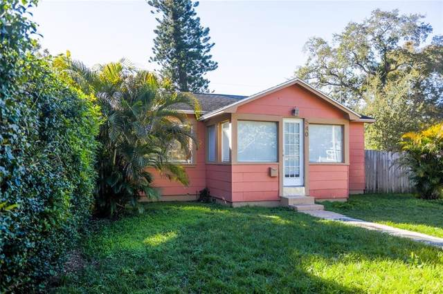 540 Newton Avenue S, St Petersburg, FL 33701 (MLS #U8108894) :: Key Classic Realty