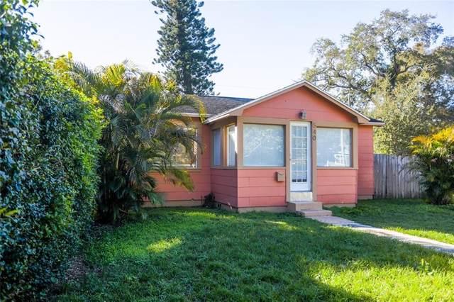 540 Newton Avenue S, St Petersburg, FL 33701 (MLS #U8108894) :: Sarasota Property Group at NextHome Excellence