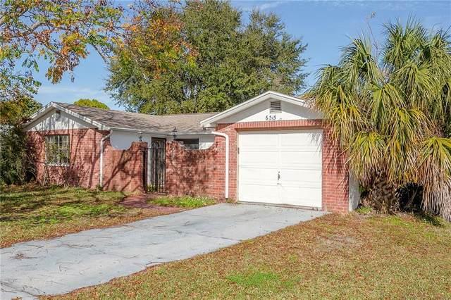 6315 Westport Drive, Port Richey, FL 34668 (MLS #U8108920) :: Rabell Realty Group