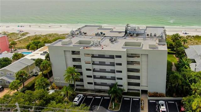 420 Gulf Boulevard #401, Indian Rocks Beach, FL 33785 (MLS #U8108967) :: RE/MAX Local Expert
