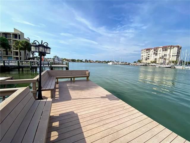 9715 Harrell Avenue #16, Treasure Island, FL 33706 (MLS #U8109012) :: Everlane Realty