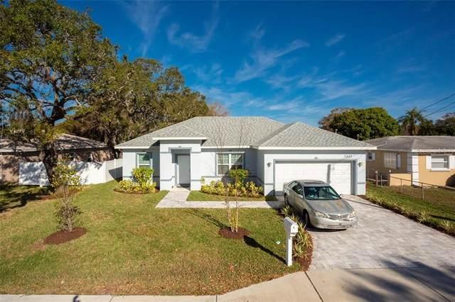 1341 Gooden Crossing, Seminole, FL 33778 (MLS #U8109036) :: Everlane Realty