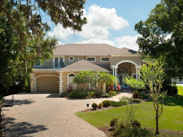 935 Riverside Ridge Road, Tarpon Springs, FL 34688 (MLS #U8109091) :: Pepine Realty