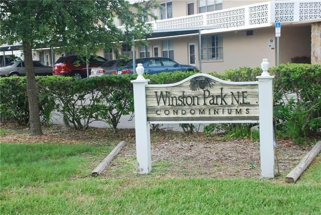 4720 Locust Street NE #110, St Petersburg, FL 33703 (MLS #U8109236) :: Vacasa Real Estate