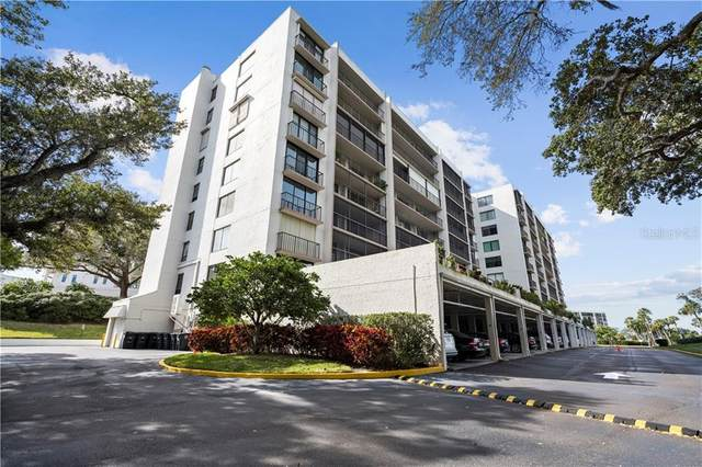 220 Belleview Boulevard #309, Belleair, FL 33756 (MLS #U8109275) :: RE/MAX Local Expert