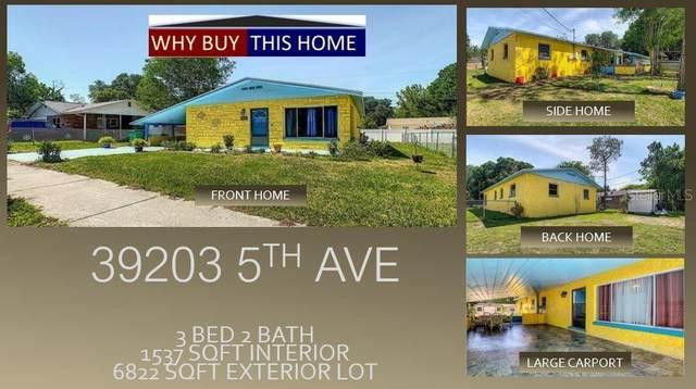 39203 5TH Avenue, Zephyrhills, FL 33542 (MLS #U8109315) :: Key Classic Realty