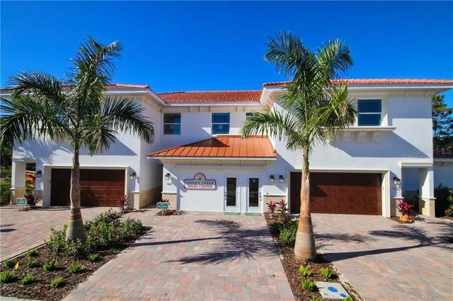 7814 Hidden Creek Loop #102, Lakewood Ranch, FL 34202 (MLS #U8109331) :: Sarasota Property Group at NextHome Excellence