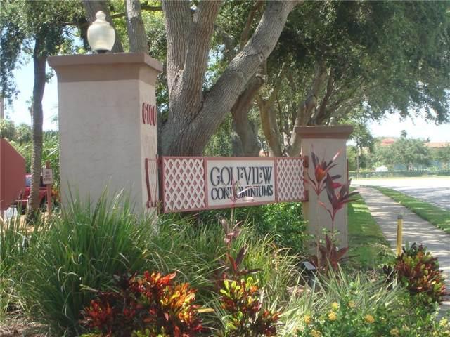 6100 Gulfport Boulevard S #414, Gulfport, FL 33707 (MLS #U8109382) :: Everlane Realty