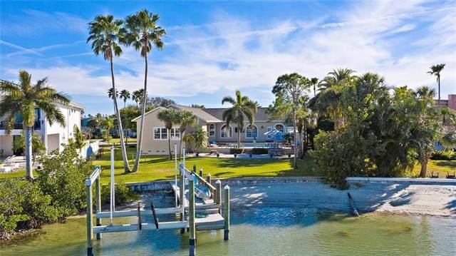 260 Bath Club Boulevard S, North Redington Beach, FL 33708 (MLS #U8109396) :: Dalton Wade Real Estate Group