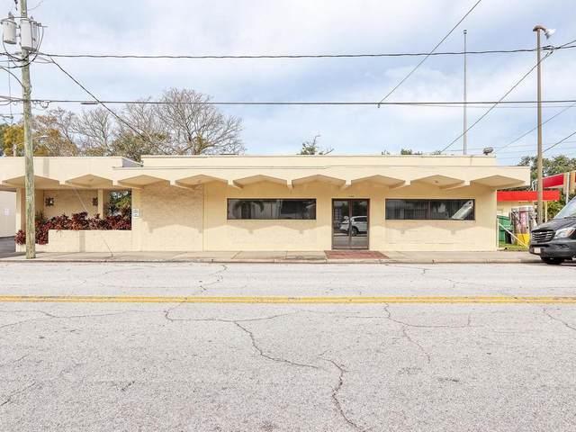 1164 NE Cleveland Street, Clearwater, FL 33755 (MLS #U8109436) :: Team Borham at Keller Williams Realty