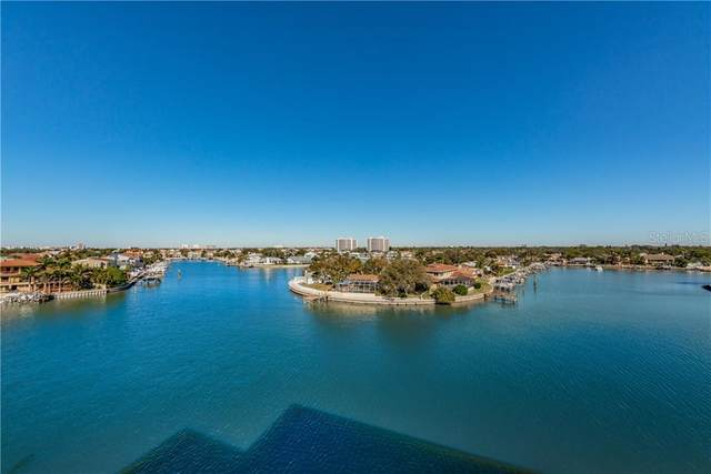 6075 Shore Boulevard S #602, Gulfport, FL 33707 (MLS #U8109537) :: Everlane Realty