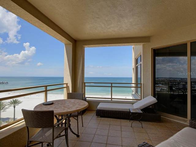 11 Baymont Street #1007, Clearwater Beach, FL 33767 (MLS #U8109555) :: RE/MAX Local Expert
