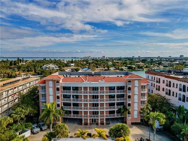 3805 Gulf Boulevard #301, St Pete Beach, FL 33706 (MLS #U8109591) :: RE/MAX Local Expert